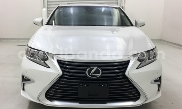 Buy Used Lexus ES 300 White Car in Mpondwe in Uganda