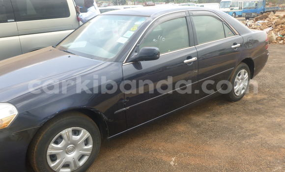 Buy Used Toyota Mark II Blue Car in Arua in Uganda