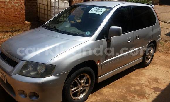 Buy Used Mitsubishi RVR Silver Car in Kampala in Uganda