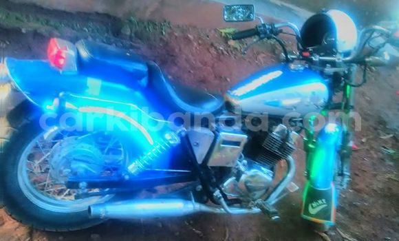 Buy Used Honda Rebel 250cc Blue Moto in Entebbe in Uganda