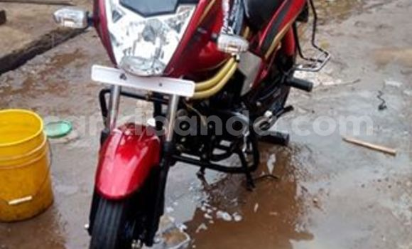 Buy Used Mahindra Centuro Rockstar Red Bike in Kampala in Uganda