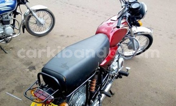 Buy Used Boxer BM100 Red Bike in Kampala in Uganda