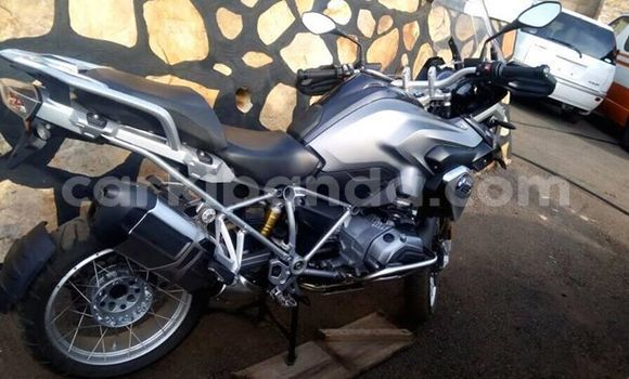 Buy Used BMW R 1200 GS Silver Bike in Kampala in Uganda