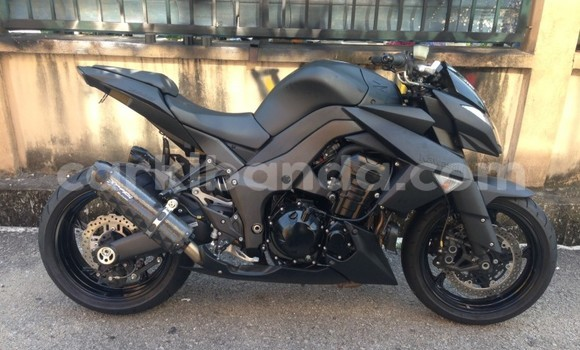 Buy Used Kawasaki Ninja 250R Black Moto in Arua in Uganda