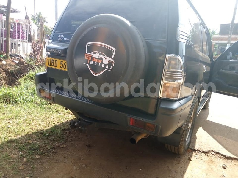 Big with watermark toyota land cruiser northern adjumani 10333