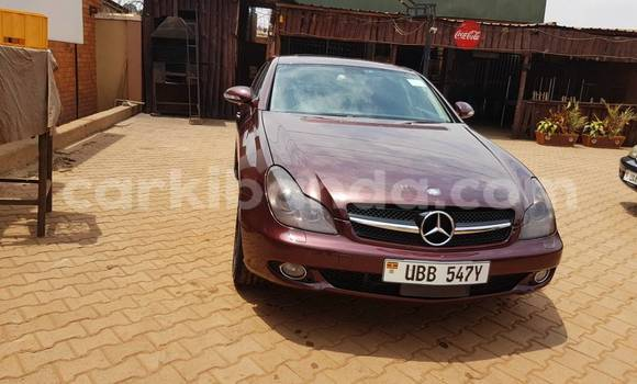 Buy New Mercedes Benz CLS-Class Red Car in Kampala in Uganda