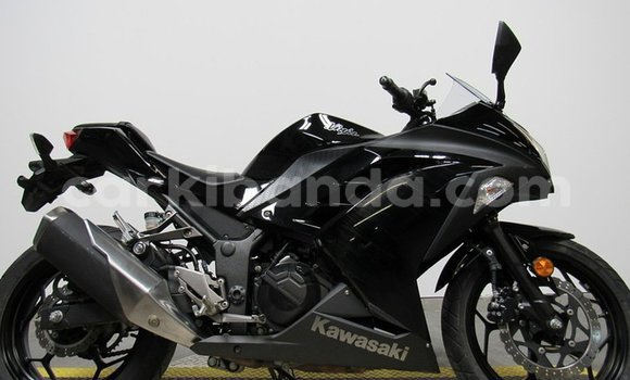 Buy New Kawasaki Ninja 250R Black Moto in Busia in Uganda