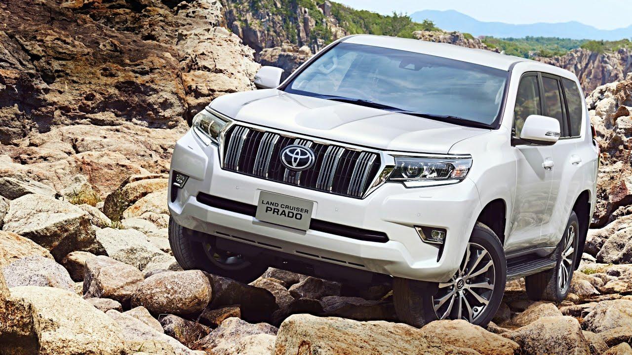 Toyota prado uganda car
