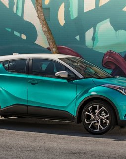 Thumb toyota 2018 chr uganda car buy