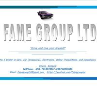 Medium fame group ltd logo